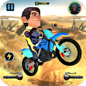 Trail Dirt Bike Racing : Trial Motocross Racer 3D icon