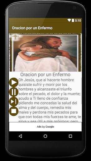 Oracion por un Enfermo