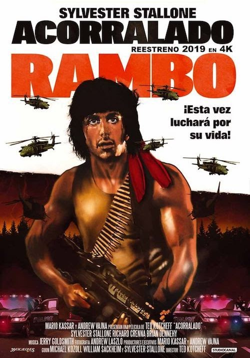 Acorralado: Rambo First Blood