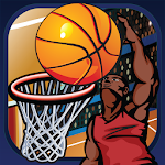 Basketball - 3 Point Hoops Pro Icon