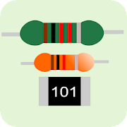 Resistor value calculator- Color and SMD code