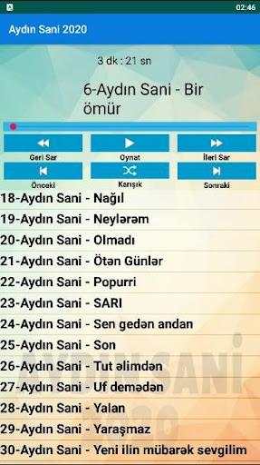 Download Aydin Sani Mahnilar 2020 Internetsiz Free For Android Aydin Sani Mahnilar 2020 Internetsiz Apk Download Steprimo Com