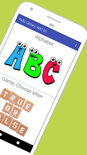 Download Kids' Library: ABC For PC Windows and Mac apk screenshot 2