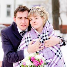 Wedding photographer Tatyana Lisichkina (Lisyk). Photo of 14.04.2013
