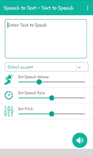 Voice to Text - Text to Speech Screenshot