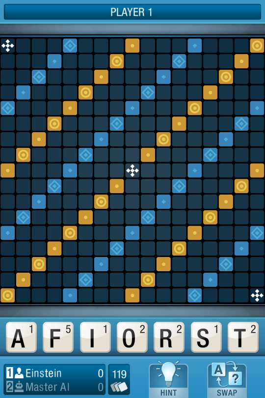 CrossCraze FREE - Word Game- screenshot