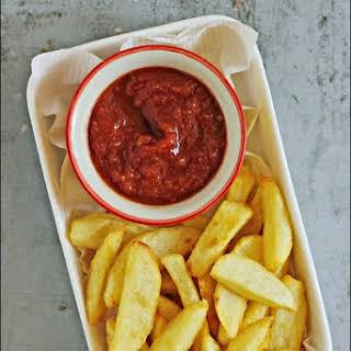 Tomato Ketchup (GF, V).