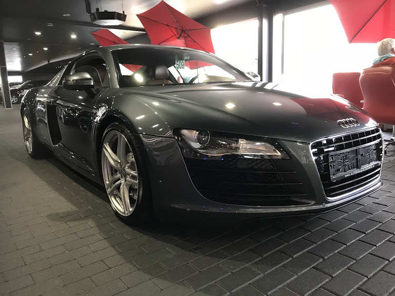 Audi R8 Hire Hjørring