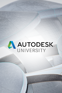 Autodesk University Mobile- screenshot thumbnail