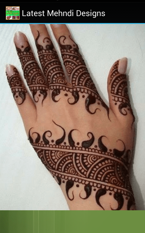 Mehndi Designs App : Latest mehndi designs android apps on google play