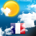 Weather for France and World icon