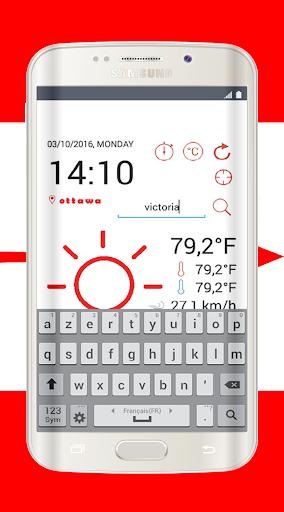 玩免費天氣APP|下載Weather for Canada app不用錢|硬是要APP
