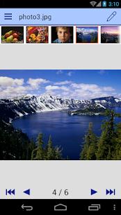 Epson iProjection- screenshot thumbnail