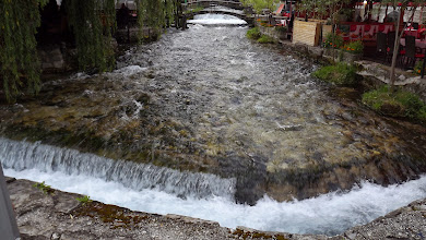 Photo: Sping of the Blue Water /Travnik/
