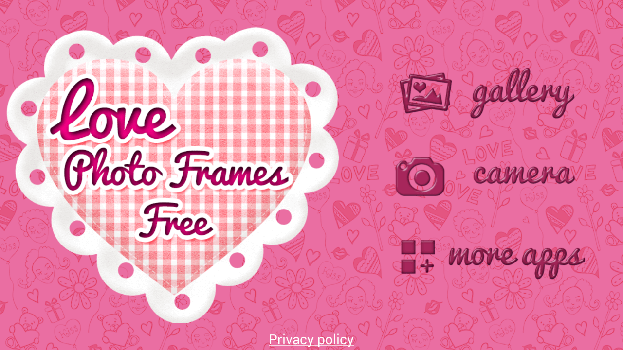 Love photo frames free android apps on google play love photo frames free screenshot jeuxipadfo Gallery