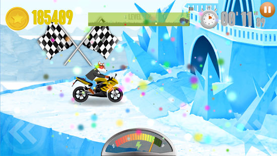 Motocross Trial Challenge - náhled