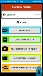 View4View Tuber 1.1 Latest MOD APK 2