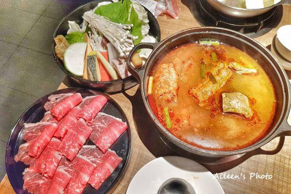 十二段鍋の物,彰化高質感裝璜卻很平價的美味鍋物