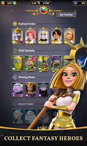Valiant Heroes 0.17.11 APK MOD screenshots 2