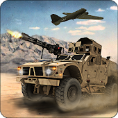 Army Truck Battle Shooter 2016