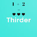 Thirder - Singles and Couples Dating icon