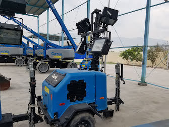 Picture of a TEREX RL4