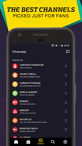 VRV: Different All Together - Apps on Google Play