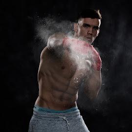 by Kelley Hurwitz Ahr - Sports & Fitness Boxing ( fashion shoot )