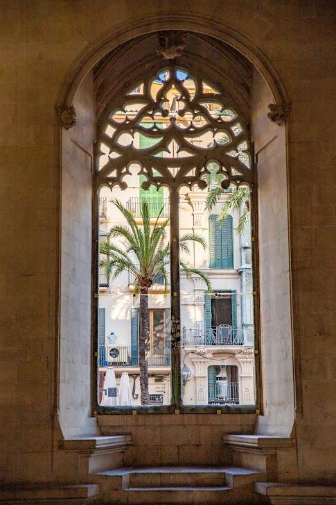 Palma de Mallorca, Giełda handlowa La Llotja