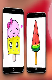Download How To Draw a Popsicle ice cream For PC Windows and Mac ...