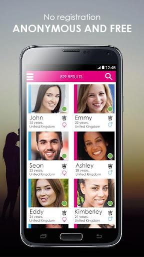 DRAGUE.NET : free dating, chat and flirt 2.4 screenshots 3
