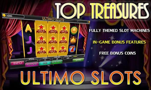 Top Treasures Slot Machine