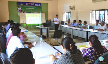 Photo: Active participations of Farmer trainers