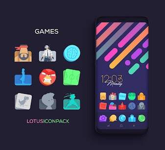 Lotus Icon Pack v2.4 [Patched] 3