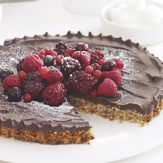 Chocolate Walnut Tart