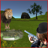 Real Lion Hunting Challenge