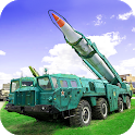Army Missile Launcher 3D Truck : Army Truck Games icon