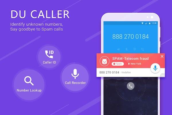 Caller ID Recorder - DU Caller - screenshot