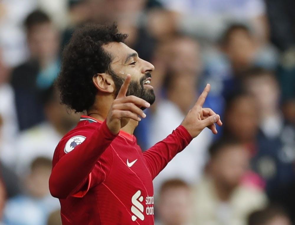 Superb Salah produces a moment of magic