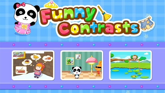 Funny Contrasts -Free for kids- screenshot thumbnail
