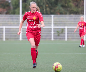 Nuyens maakt er opnieuw vier en bezorgt haar team een 6-0 overwinning in eerste nationale vrouwen