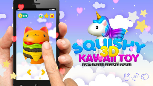 3D Squishy toys kawaii soft stress release games 1.6 androidappsheaven.com 1