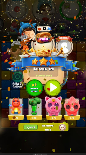 Toy Box Story Arena - toys drop game! apkdebit screenshots 5
