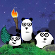 3 Pandas 2 - Night Escape