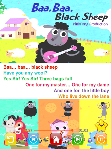 Kids Songs - Best Offline Songs modavailable screenshots 3