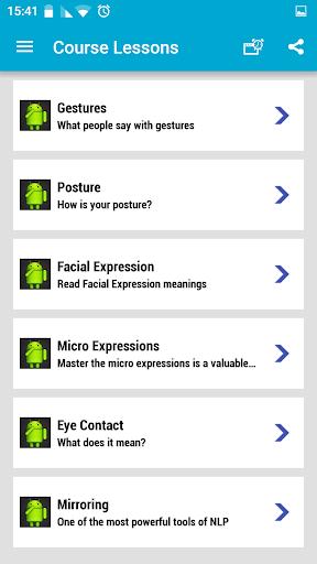 身体语言课程和沟通技巧