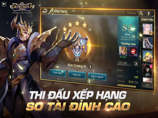 Garena Liu00ean Quu00e2n Mobile 1.20.1.1 screenshots 9