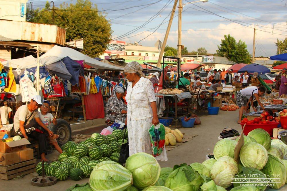 Aventuras na Rota da Seda, de OSH a KARAKOL em movimento | Quirguistão