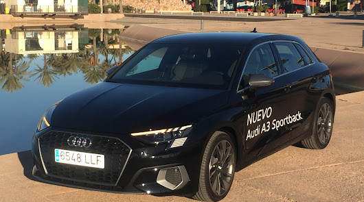 Llega a Vera Import la cuarta generación de Audi A3 Sportback