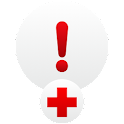 Emergency - American Red Cross icon